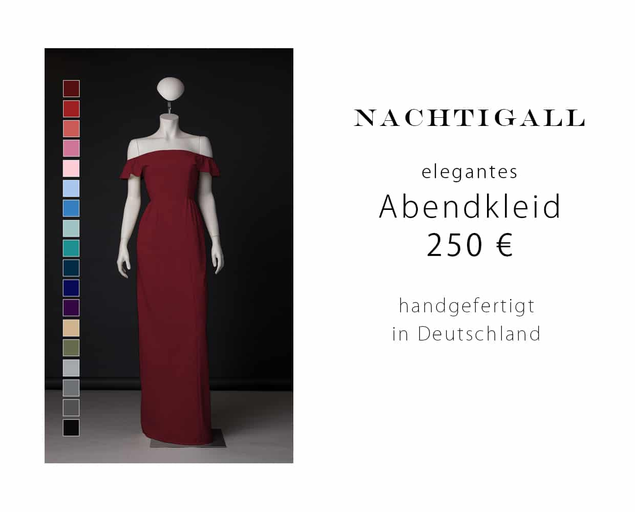 Nachtigall - Dress
